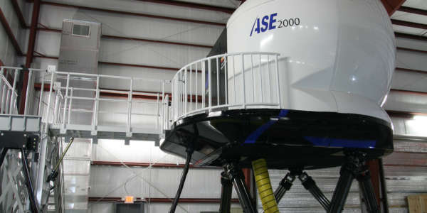 ASE 2000 Full Flight Simulator
