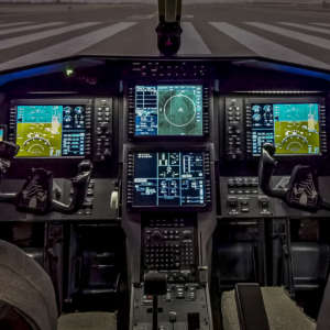 ASE 1000 Pilatus PC-12 NG Flight Training Device