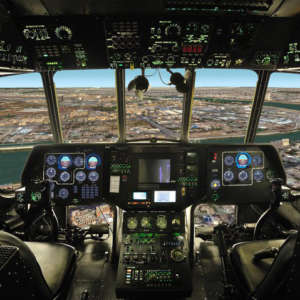ASE 1000 Full Mission Capable Cockpit Procedures Trainer